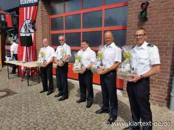Ehrenabend der Freiwilligen Feuerwehr Meerbusch 2020 | Rhein-Kreis Nachrichten - Klartext-NE.de - Klartext-NE.de