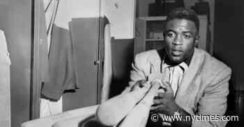 Jackie Robinson's Inner Struggle