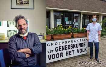 """""""Zo moet het"""": Antwerpse groepspraktijk gaat zelf op zoek naar lokale broeihaarden - Gazet van Antwerpen"""
