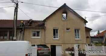 Essonne : une maison détruite par le feu à Paray-Vieille-Poste - Le Républicain de l'Essonne