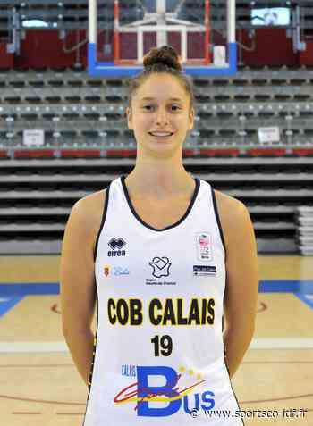 Basket – NF3 (transfert) – Paloma Wouts de la LF2 à l'AS Orly - SportsCo IDF
