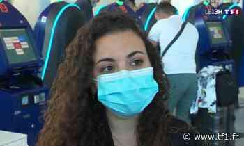 Départs en vacances : les voyageurs impatients à Orly - TF1