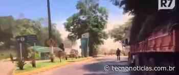 Vídeo do rompimento da Barragem de Brumadinho mostra Terror, medo e desespero - Tecno Notícias