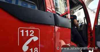 À Ploemel, un blessé en urgence relative après un accident de la route - Le Télégramme