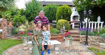 Gartenparadiese im Kreis: Marga und Josef Gabriel aus Illingen - Saarbrücker Zeitung