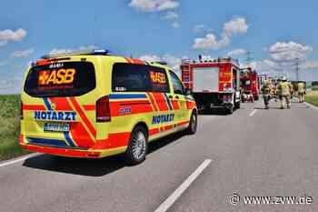 Zwei Schwerverletzte nach Frontalkollision zwischen Schwaikheim und Neckarrems - Homepage - Zeitungsverlag Waiblingen - Zeitungsverlag Waiblingen