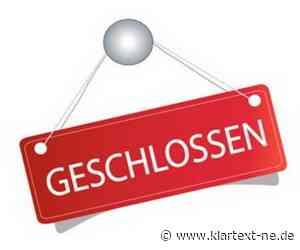 Grevenbroich: Vorübergehende Schließung der Bußgeldstelle   Rhein-Kreis Nachrichten - Klartext-NE.de