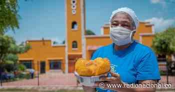 Arepa de Huevo, el sol crujiente de Luruaco festeja a domicilio - http://www.radionacional.co/