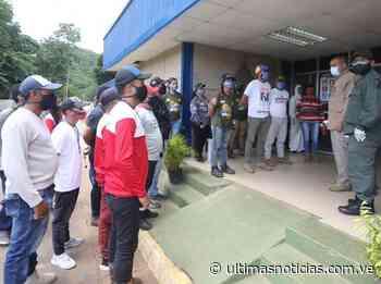 Gobernador de Bolívar supervisa centros de salud en El Callao - Últimas Noticias
