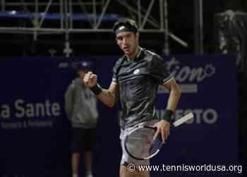 Leonardo Mayer: Blame politicians, not Novak Djokovic - Tennis World USA