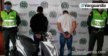 La policía frustró un fleteo de 9 millones de pesos en Piedecuesta - Vanguardia