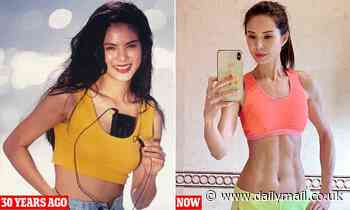 Youthful Hong Kong actress Carman Lee has barely aged in 30 years