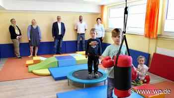 Olsberg: neuer Bewegungsraum für Kita-Kinder - Westfalenpost