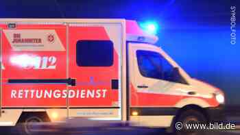 Fahndung in Olsberg (Sauerland) - Mann richtet Waffe auf Sanitäter - BILD
