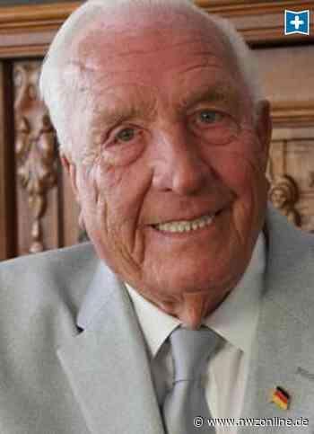 Er War Das Lebendige Sande-Lexikon: Theo-Günther Thomsen kurz vor seinem 91. Geburtstag gestorben - Nordwest-Zeitung