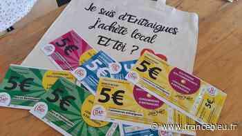 Entraigues-Sur-la-Sorgue distribue des bons d'achats pour aider les commerçants fermés pendant le confinement - France Bleu