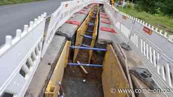 Baustelle im Versetal sorgt für lange Staus: Daran wird gearbeitet - come-on.de