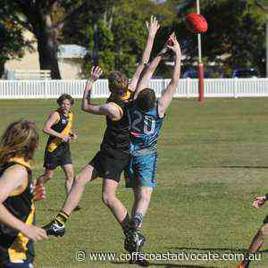 Grafton vs Coffs Harbour junior AFL - Coffs Coast Advocate