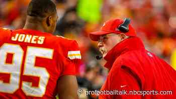 Andy Reid: Chris Jones contract well deserved, he does it all