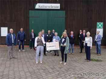 Finanzielle Unterstützung für Drochterser - TAGEBLATT - Lokalnachrichten aus Drochtersen. - Tageblatt-online
