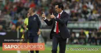 Unai Emery vai treinar o Villarreal na próxima temporada - SAPO Desporto