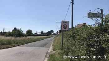 À Hazebrouck, des riverains réclament plus de sécurité le long du Grand chemin de Cassel - La Voix du Nord
