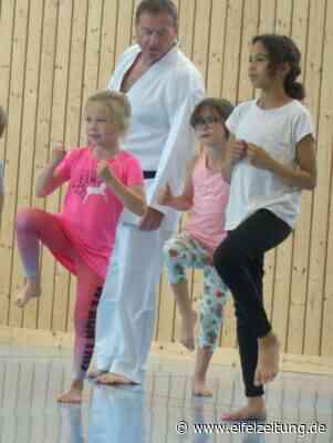 Karate ein Sport für ihr Kind - Eifel - Zeitung - Eifel Zeitung