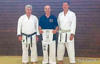 Erfolgreiche Karate-Prüfungen - PNP Plus