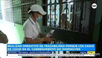 Noticias Minsa realiza operativo de trazabilidad en Betania - TVN Panamá