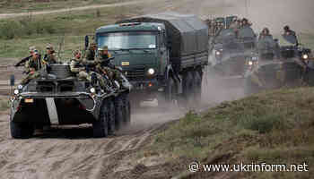 Russian troops now active in Rostov region, Black Sea - Ukrainian intelligence - Ukrinform. Ukraine and world news