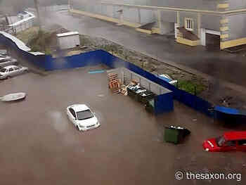 Rostov-on-don went under water after a severe downpour – impressive video - The Saxon