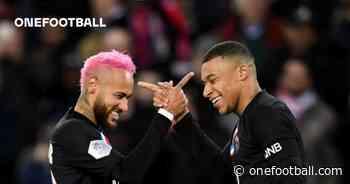 Superstars unter sich: Neymar düpiert Mbappé im PSG-Training - Onefootball