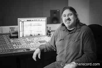 New Hamburg native wins Juno Award for sound engineering - TheRecord.com