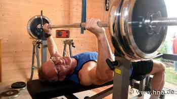 Jeder Muskel zählt: Homberger ist Hessischer Meister im Kraftdreikampf - HNA.de