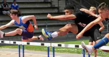 Leichtathletik: Hürdenläufer Gregory Minoue überzeugt in Wetzlar - Westdeutsche Zeitung