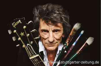 """Dokumentarfilm: """"Ronnie Wood"""" - Der andere Gitarrist der Rolling Stones - Stuttgarter Zeitung"""