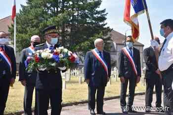 Le nouveau sous-préfet de Montargis a pris ses fonctions ce lundi 20 juillet - La République du Centre
