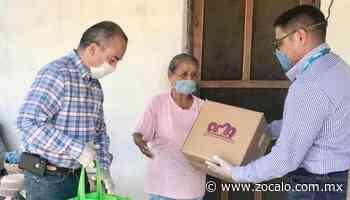 Entregan más apoyos alimentarios en Sabinas [Coahuila] - 18/07/2020 - Periódico Zócalo