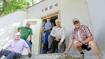 Wasserhäuser immer wieder Ziel von Attacken - Wetterauer Zeitung