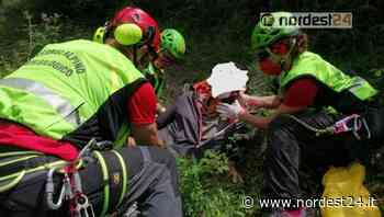 Cade in discesa e si infortuna: 25enne soccorsa sui monti ad Aviano - Nordest24.it