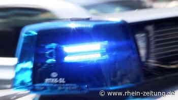 Wegen abgeklebten Kennzeichens: Polizei ertappt Eifler bei Fahrt unter Drogeneinfluss - Rhein-Zeitung