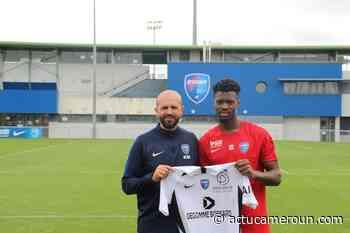 Lyon : Boris Essele prêté au Football Bourg-en-Bresse - Actu Cameroun
