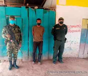 Capturado por presuntamente matar a su mujer en Altos del Rosario - El Universal - Colombia