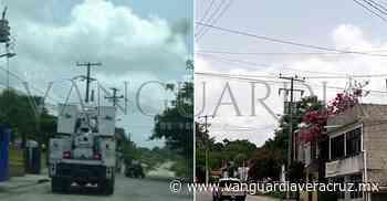 Urge que la CFE instale nuevos transformadores en Cerro Azul - Vanguardia de Veracruz