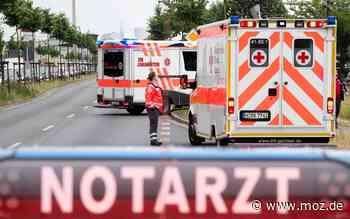 Polizei: Radfahrerin nach Zusammenstoß in Schwedt schwerverletzt - Märkische Onlinezeitung