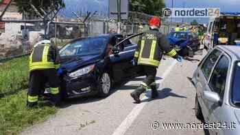 Tamponamento a catena ad Aviano: 3 auto coinvolte - Nordest24.it