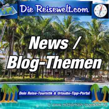 """News-Blog: Stadt Cuxhaven - Cuxhaven zählt zu den beliebtesten """"Touristenhochburgen"""" - Mittelrhein Tageblatt"""