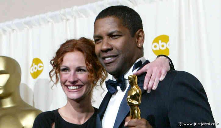 Julia Roberts & Denzel Washington to Reunite On Screen in Upcoming Netflix Movie!