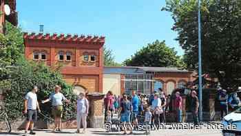 Rottenburg: Rund 600 Demonstranten für den Erhalt - Rottenburg - Schwarzwälder Bote