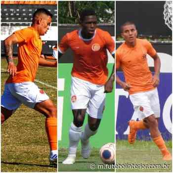 Paulista A2: Para buscar acesso, Atibaia segura trio de destaque - Futebolinterior
